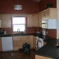 New Home - Kitchen
